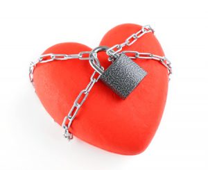 Locked Dating Heart