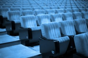 Show seats and chairs