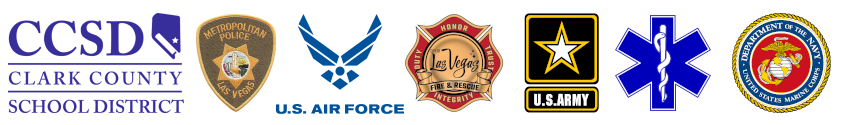 local military, first responders, and teachers badges
